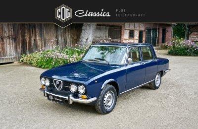 Alfa Romeo 2000 Berlina 0