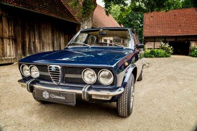 Alfa Romeo Alfetta 1.8 1
