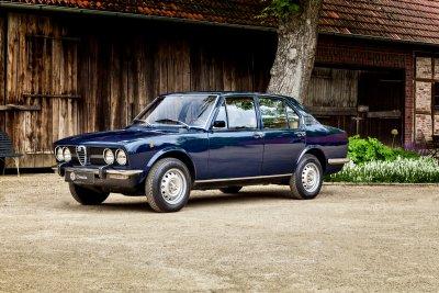 Alfa Romeo Alfetta 1.8 0