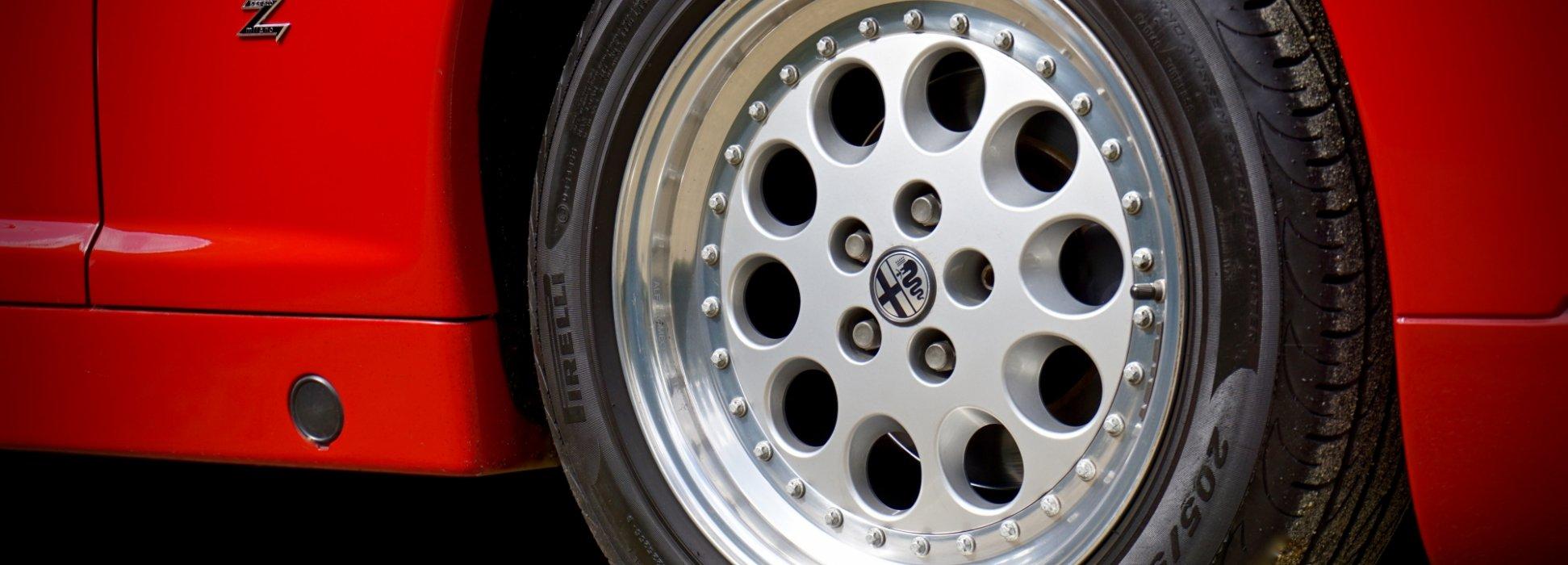 Alfa Romeo ES30 SZ 1