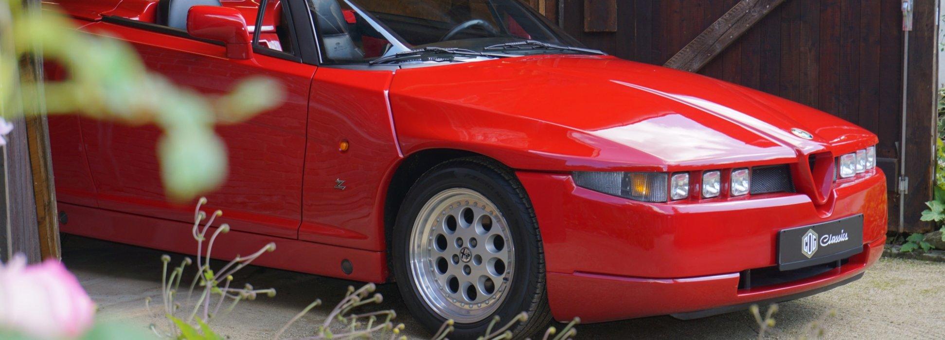 Alfa Romeo ES30 RZ 1