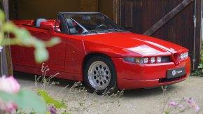 Alfa Romeo ES30 RZ 8
