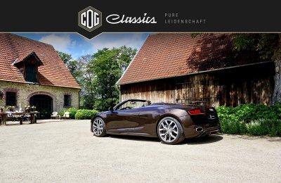 Audi R8 Spyder 5.2 V10 Quattro 3