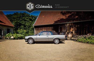 BMW 325 i Cabrio 1
