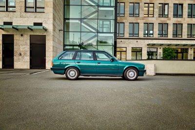 BMW 325 i E30 Touring  1