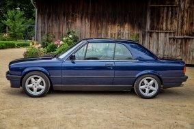 BMW 325 i E30 Cabrio 6