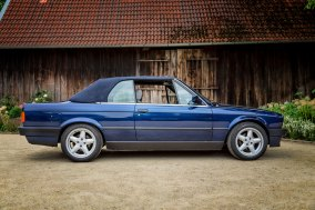 BMW 325 i E30 Cabrio 7