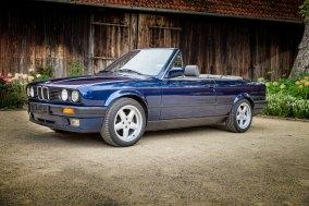 BMW 325 i E30 Cabrio 33