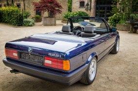 BMW 325 i E30 Cabrio 35