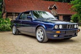 BMW 325 i E30 Cabrio 5