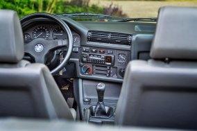 BMW 325 i E30 Cabrio 40