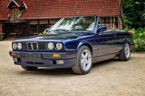 BMW 325 i E30 Cabrio 4