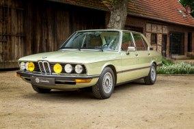 BMW 525 E12 Limousine 1976 19