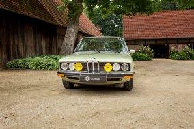 BMW 525 E12 Limousine 1976 23