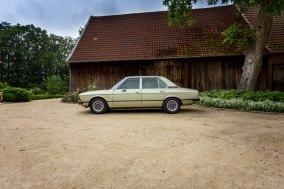 BMW 525 E12 Limousine 1976 27