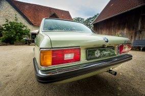 BMW 525 E12 Limousine 1976 29