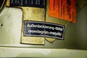 BMW 525 E12 Limousine 1976 6