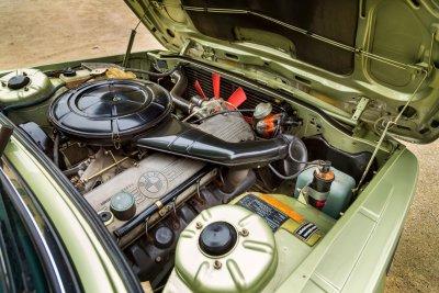 BMW 525 E12 Limousine 1976 0