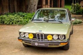 BMW 525 E12 Limousine 1976 46