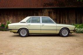 BMW 525 E12 Limousine 1976 47