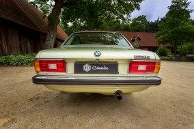 BMW 525 E12 Limousine 1976 49