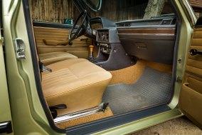 BMW 525 E12 Limousine 1976 50