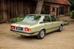 BMW 525 E12 Limousine 1976 55