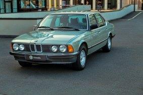 BMW 732 i E30 Touring  42