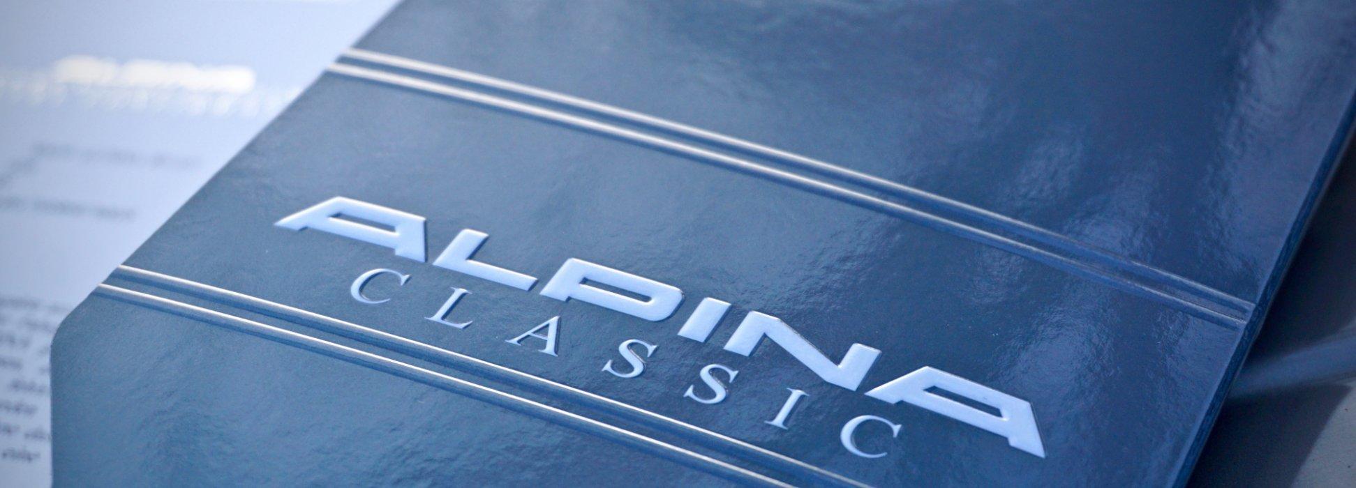 BMW ALPINA B9/1 3.5 Sportlimousine 1