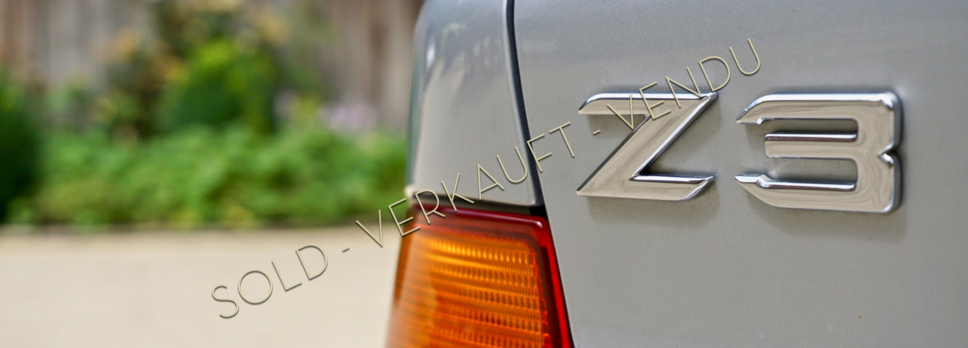 BMW Z3 2.8 Coupé 1