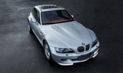 BMW Z3 M Coupé 2