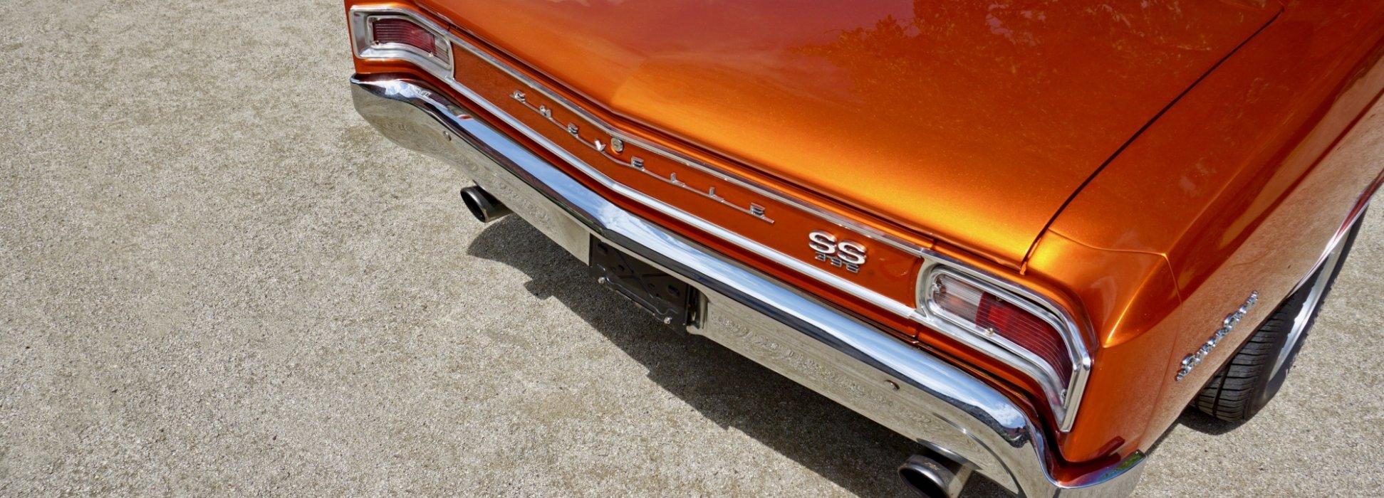 Chevrolet Chevelle Malibu SS 1