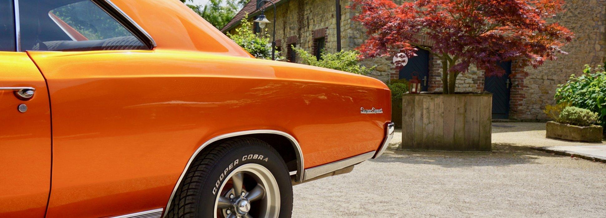 Chevrolet Chevelle Malibu SS 2
