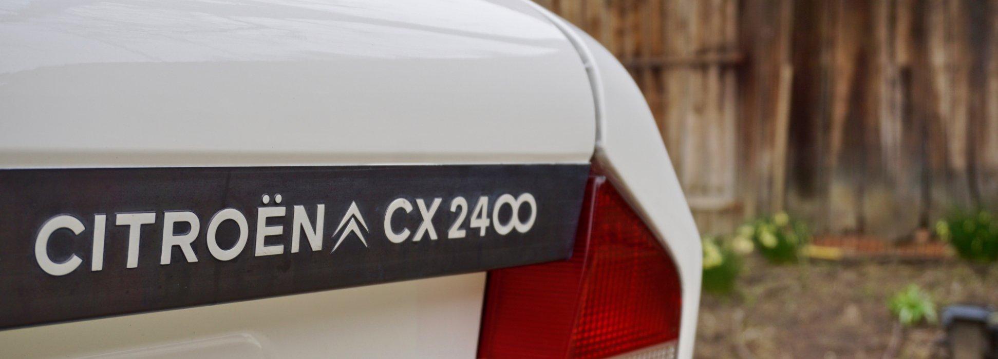 Citroën CX GTi 2400 1