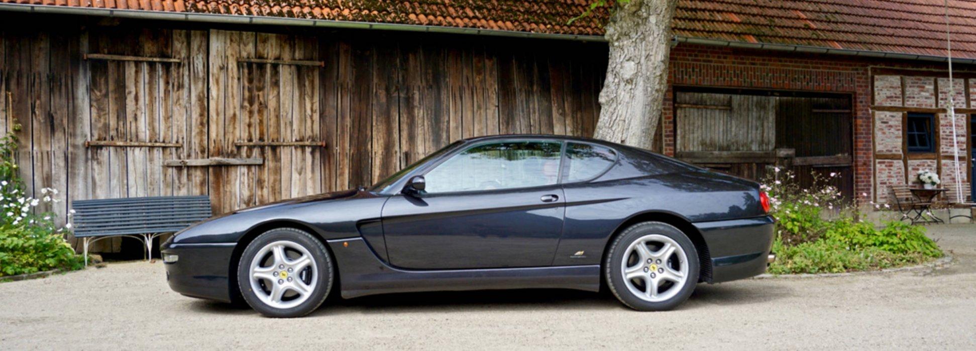 Ferrari 456 GTA 1