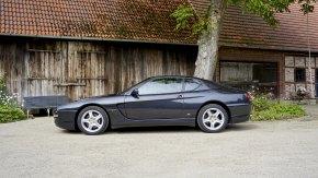 Ferrari 456 GTA 5