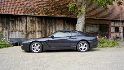 Ferrari 456 GTA 2