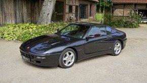 Ferrari 456 GTA 7