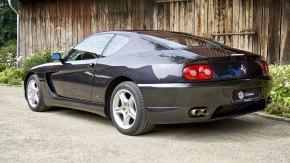 Ferrari 456 GTA 8