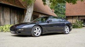 Ferrari 456 GTA 6
