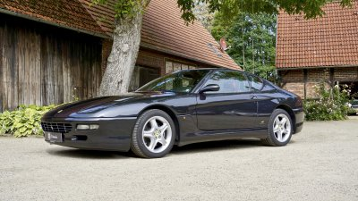 Ferrari 456 GTA 3