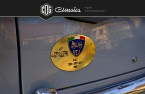 Fiat 1100 Speciale 103G 6