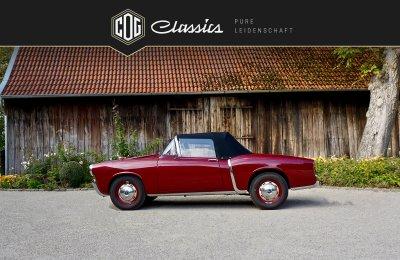 Fiat 1100 TV 103 Cabrio 0