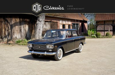 Fiat 116 Berlina 1300 Limousine 0