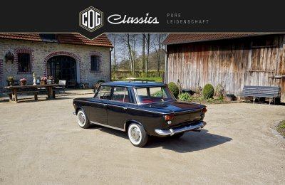 Fiat 116 Berlina 1300 Limousine 2