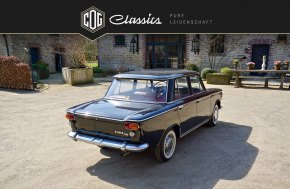 Fiat 116 Berlina 1300 Limousine 6