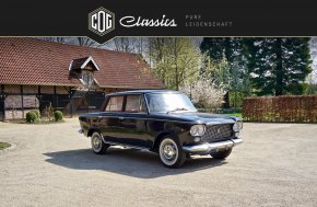 Fiat 116 Berlina 1300 Limousine 8