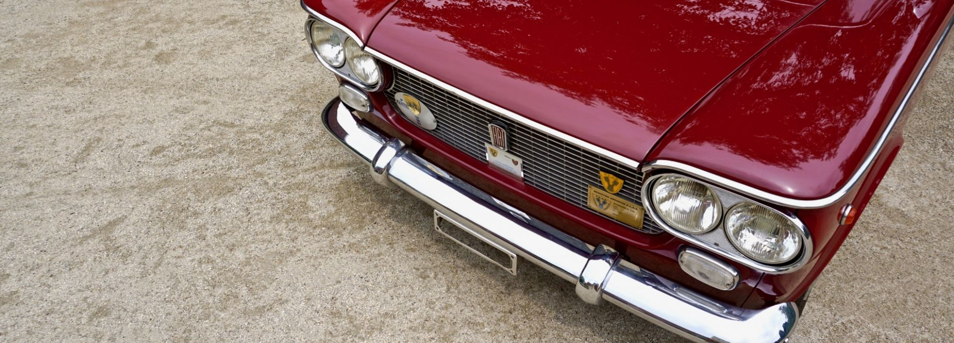 Fiat 116 Berlina 1300 12
