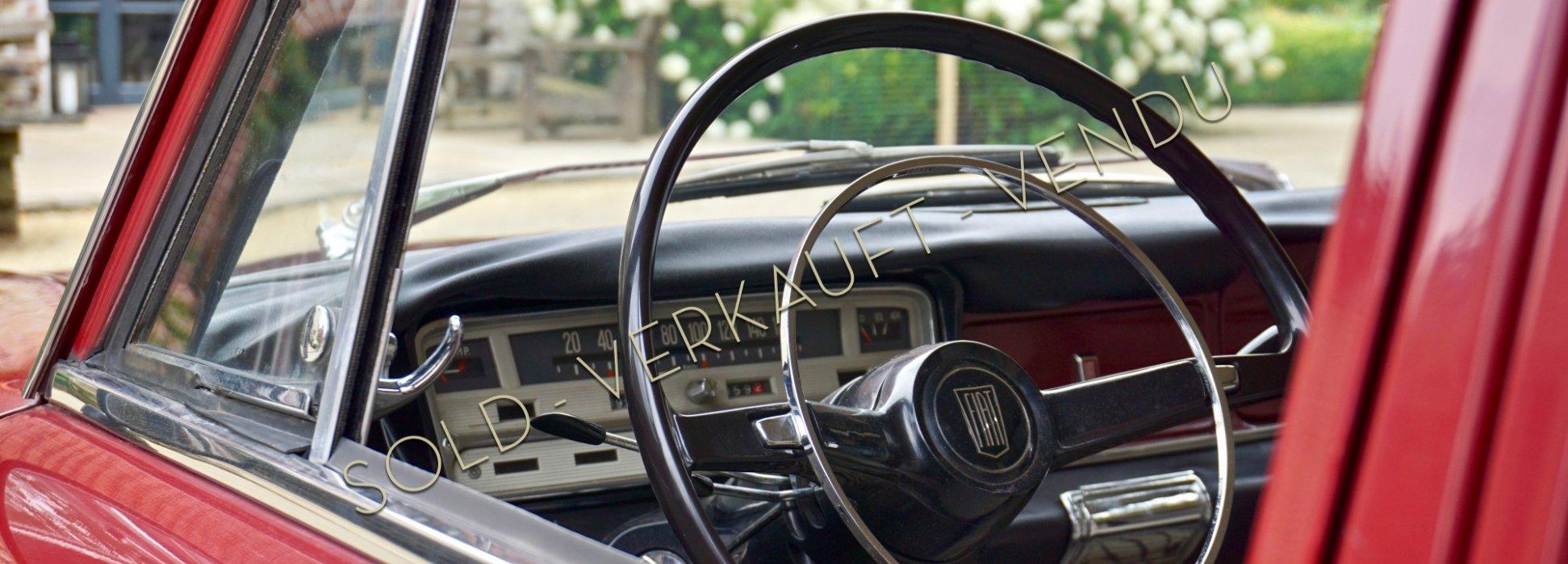 Fiat 116 Berlina 1300 2