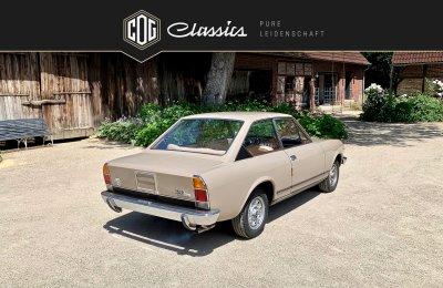 Fiat 124 CC Sport Coupé 3